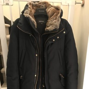 Men's Mackage jacket, like new barely used.